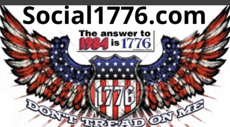 Social1776 Logo