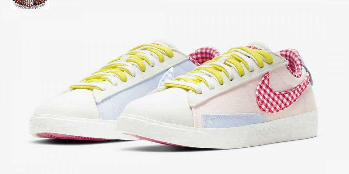 """Brand New 2021 Nike Blazer Low LX """"Picnic"""" DJ5055-806"""