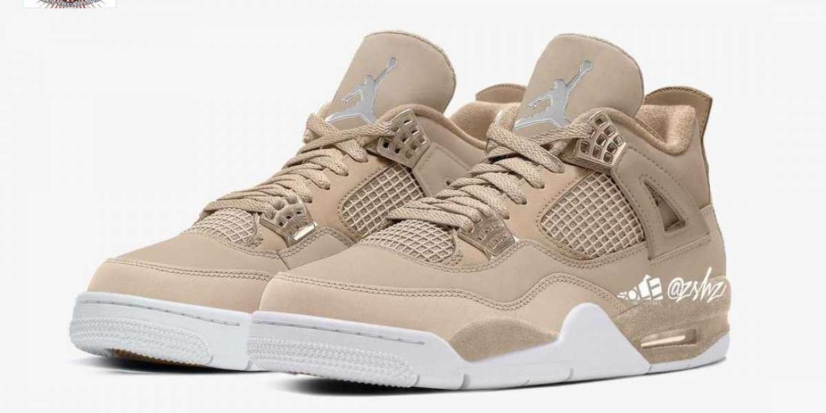 "DJ0675-200 Air Jordan 4 WMNS ""Shimmer"" will be released on September 3rd"