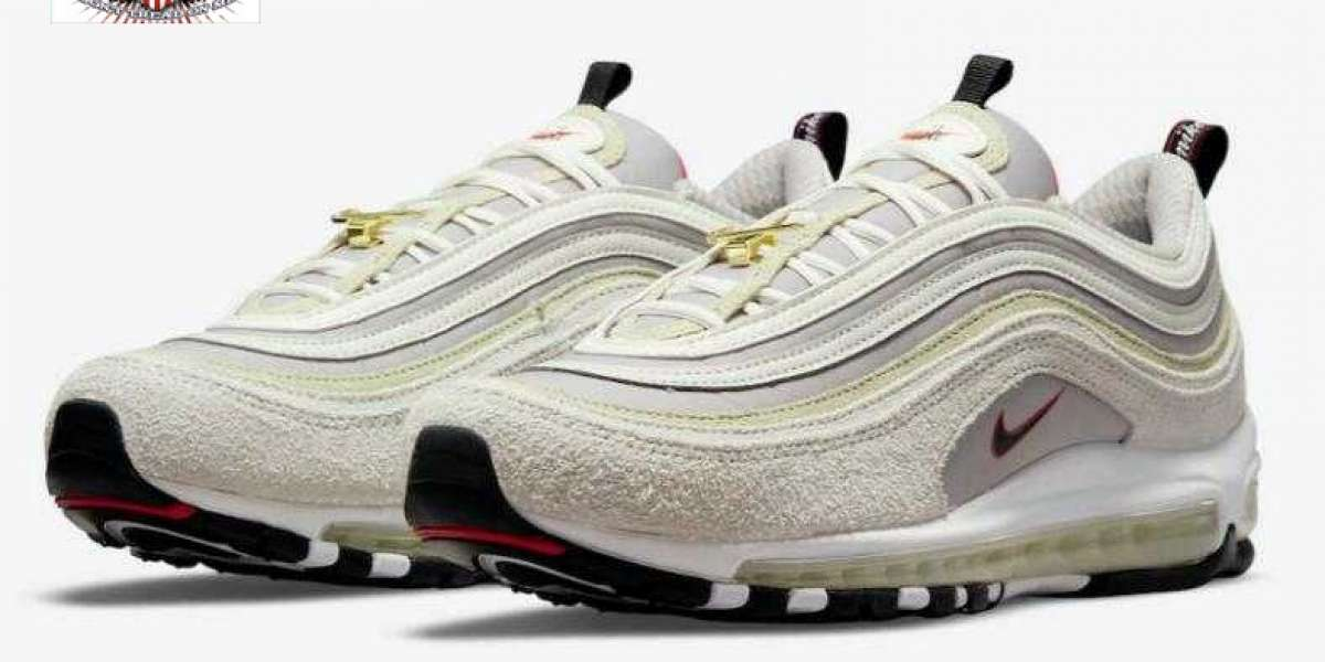 2021Sneakers Reveals Another Air Max 97 'First Use' for Summer Holiday