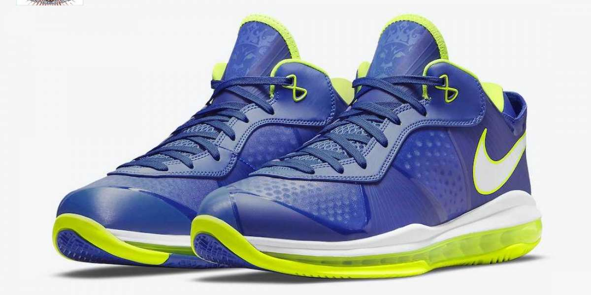 "Best Selling Nike LeBron 8 V2 Low ""Sprite"" DN1581-400"