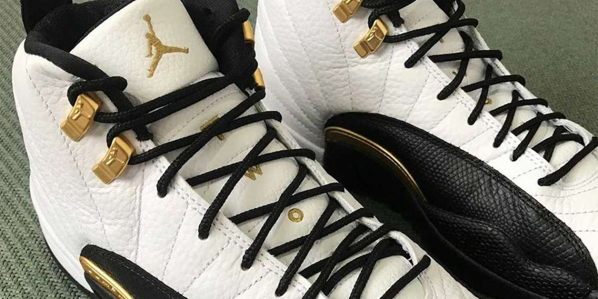 """Air Jordan 12 """"Royalty"""" CT8013-170 will be released on October 9th"""